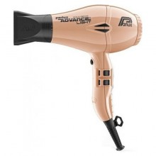 Parlux ADVANCE LIGHT Ionic&Ceramic 2200W GOLD - Профессиональные фен для волос Адванс Лайт ЗОЛОТОЙ 2200 Вт
