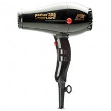 Parlux 385 PowerLight 2150W BLACK - Профессиональные фен для волос 385 ПауэрЛайт ЧЁРНЫЙ 2150 Вт
