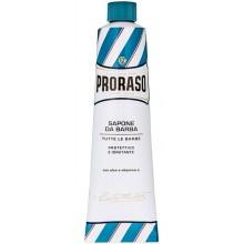 Proraso Blue Shaving Cream - Концентрированный Крем-мыло для бритья Синий 150мл