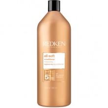 REDKEN REDKEN all soft conditioner - Кондиционер с аргановым маслом для сухих и ломких волос 1000мл
