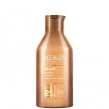 REDKEN all soft shampoo - Шампунь с аргановым маслом для сухих и ломких волос 300мл