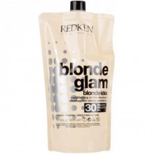 REDKEN Blonde Idol Conditioning Cream Developer 30 vol (9%) - Проявитель для осветления 9%, 1000мл