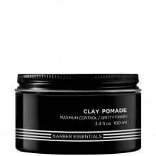REDKEN BREWS Clay Pomade - Помада-глина для волос 100мл