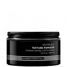 REDKEN BREWS Texture Pomade - Текстурирующая помада для волос 100мл