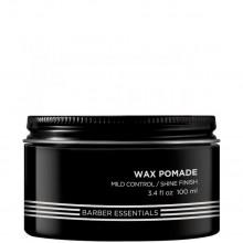 REDKEN BREWS Wax Pomade - Помада-воск для волос 100мл