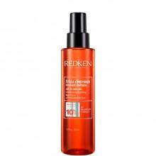 REDKEN Frizz Dismiss instant Deflate - Несмываемое масло-сыворотка для защиты и дисциплины непослушных и вьющихся волос 125мл