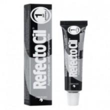 RefectoCil Краска для бровей и ресниц - Краска №1 Черный 15 мл