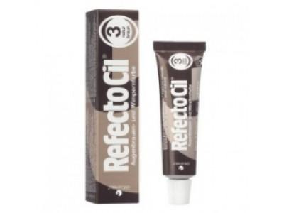 RefectoCil Краска для бровей и ресниц - Краска № 3 Коричневый 15 мл