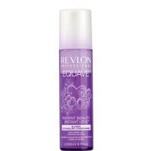 Revlon Professional Equave Blonde Detangling Conditioner - Несмываемый 2-х фазный кондиционер для блондинок 200мл