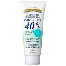 ROSETTE 40% Hyaluronic acid wash foam - Пенка для умывания с ГИАЛУРОНОВОЙ КИСЛОТОЙ 168гр