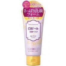 ROSETTE Age clear wash foam for normal skin - Пенка для умывания для нормальной и жирной кожи 120гр