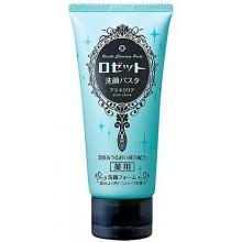 ROSETTE Anti-acne wash foam with sea mud - Пенка для умывания против акне с МОРСКИМИ ГРЯЗЯМИ 120гр