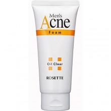 ROSETTE The men's foam for problematic skin - Пенка мужская для проблемной кожи с ШИПОВНИКОМ 120гр