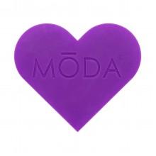 Royal & Langnickel MODA HEART SCRUBBY CLEANING PAD - Щетка-коврик для очистки кистей 13 х 15см