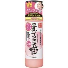 SANA Soy Milk Haritsuya Q10 Lotion - Лосьон для лица Увлажняющий с изофлавонами сои и капсулированным коэнзимом Q10, 200мл