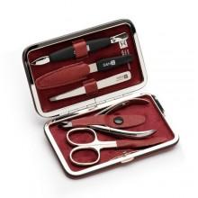 S & N - Маникюрный набор Многофункциональный Красный 5 предметов