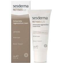 Sesderma RETISES 0,25% Antiwrinkle regenerative cream - Регенерирующий крем против морщин 30мл