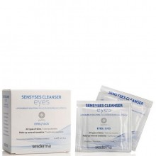 Sesderma SENSYSES CLEANSER Eyes - Салфетки для снятия макияжа с глаз и век 14шт