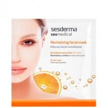 Sesderma SESMEDICAL Mask Revitalizing facial mask - Маска для лица восстанавливающая 1шт