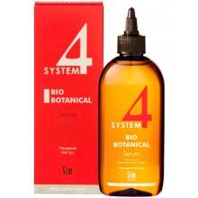 Sim SENSITIVE SYSTEM 4 BIO BOTANICAL Serum - Биоботаническая сыворотка 200мл