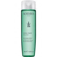 SOTHYS Essential Clarity lotion - Тоник для кожи с хрупкими капиллярами с ЭКСТРАКТОМ ГАМАМЕЛИСА 200мл