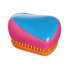 TANGLE TEEZER Compact Styler Bright - Щетка для волос 1шт