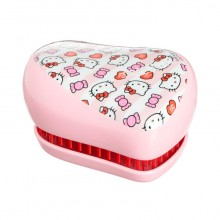 TANGLE TEEZER Compact Styler Hello Kitty Candy Stripes - Щетка для волос 1шт