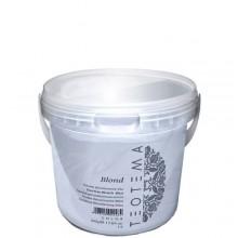 TEOTEMA COLOR Blond dust free Bleach - Порошок для осветления голубой 500гр