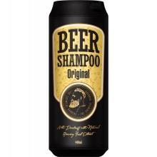 THE CHEMICAL BARBERS BEER SHAMPOO ORIGINAL - Пивной шампунь против перхоти 440мл