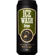 THE CHEMICAL BARBERS ICE WASH GREEN - Освежающий гель для душа с мятой и эвкалиптом 440мл