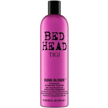 TIGI Bed Head DUMB BLONDE™ Reconstructor Conditioner for Blonde Hair - Кондиционер-маска для блондинок 750мл