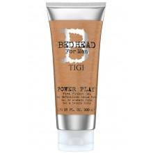 TIGI Bed Head For Men POWER PLAY™ Firm Finish Gel - Гель для волос сильной фиксации 200мл