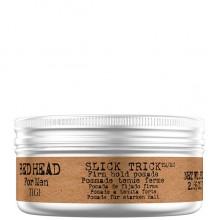 TIGI Bed Head For Men SLICK TRICK™ Firm hold pomade - Гель-помада для волос сильной фиксации 75гр