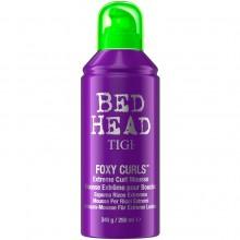 TIGI Bed Head FOXY CURLS™ Extreme Curl Mousse - Мусс для создания эффекта вьющихся волос 250мл