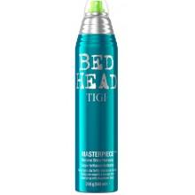 TIGI Bed Head MASTERPIECE™ Massive Shine Spray - Лак для блеска и фиксации волос 340мл