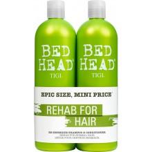 TIGI Bed Head urban anti+dotes™ RE-ENERGIZE Tweens - Шампунь + Кондиционер для нормальных волос уровень 1, 2 х 750мл