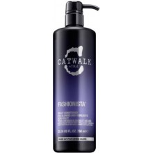 TIGI Catwalk FASHIONISTA BLONDE Conditioner - Кондиционер для коррекции цвета ОСВЕТЛЁННЫХ волос 750мл