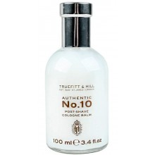 TRUEFITT & HILL AUTHENTIC No.10 Post-Shave Cologne Balm - Аутентик №10 Бальзам-сыворотка после бритья 100мл