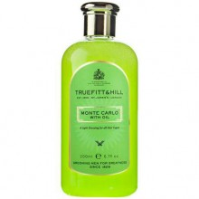 TRUEFITT & HILL HAIR PREPARATION Monte Carlo With Oil - Легкий лосьон для укладки волос 200мл