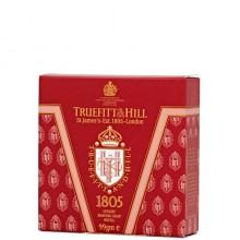 TRUEFITT & HILL Luxury Shaving Soap 1805 refill - Люкс-мыло для бритья (запасной блок для деревянной чаши) 99гр