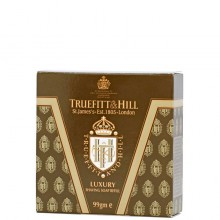 TRUEFITT & HILL Luxury Shaving Soap refill - Люкс-мыло для бритья (запасной блок для деревянной чаши) 99гр