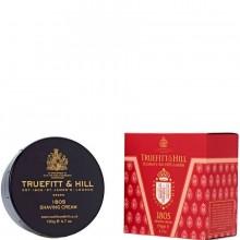 TRUEFITT & HILL SHAVING CREAM 1805 - Крем для бритья (в банке) 190гр