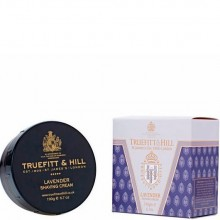 TRUEFITT & HILL SHAVING CREAM Lavander - Крем для бритья (в банке) 190гр