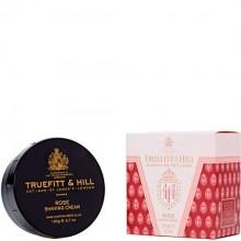 TRUEFITT & HILL SHAVING CREAM Rose - Крем для бритья (в банке) 190гр