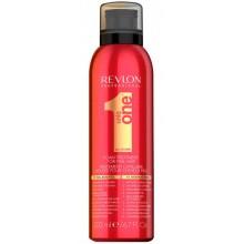 REVLON Professional Uniq One HAIR & SCALP FOAM TREATMENT FINE HAIR - Пена для объёма тонких волос 10-в-1 Увлажняющая 200мл